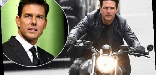 Mission: Impossible 7 filming hit by more after 'FIRE on £2m set'