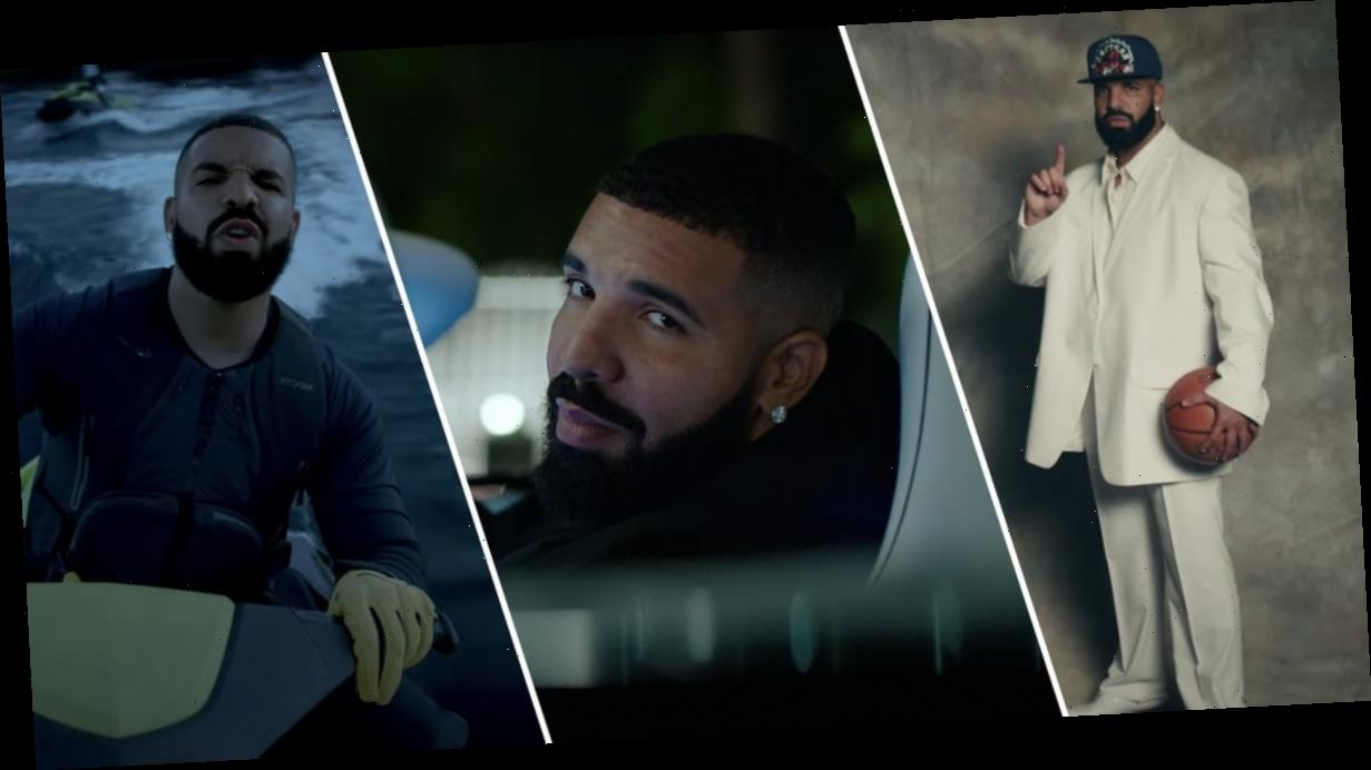 Drake's New Music Video Is Basically a Nike Ad, and We Love All 5 Minutes of It . . . Baby