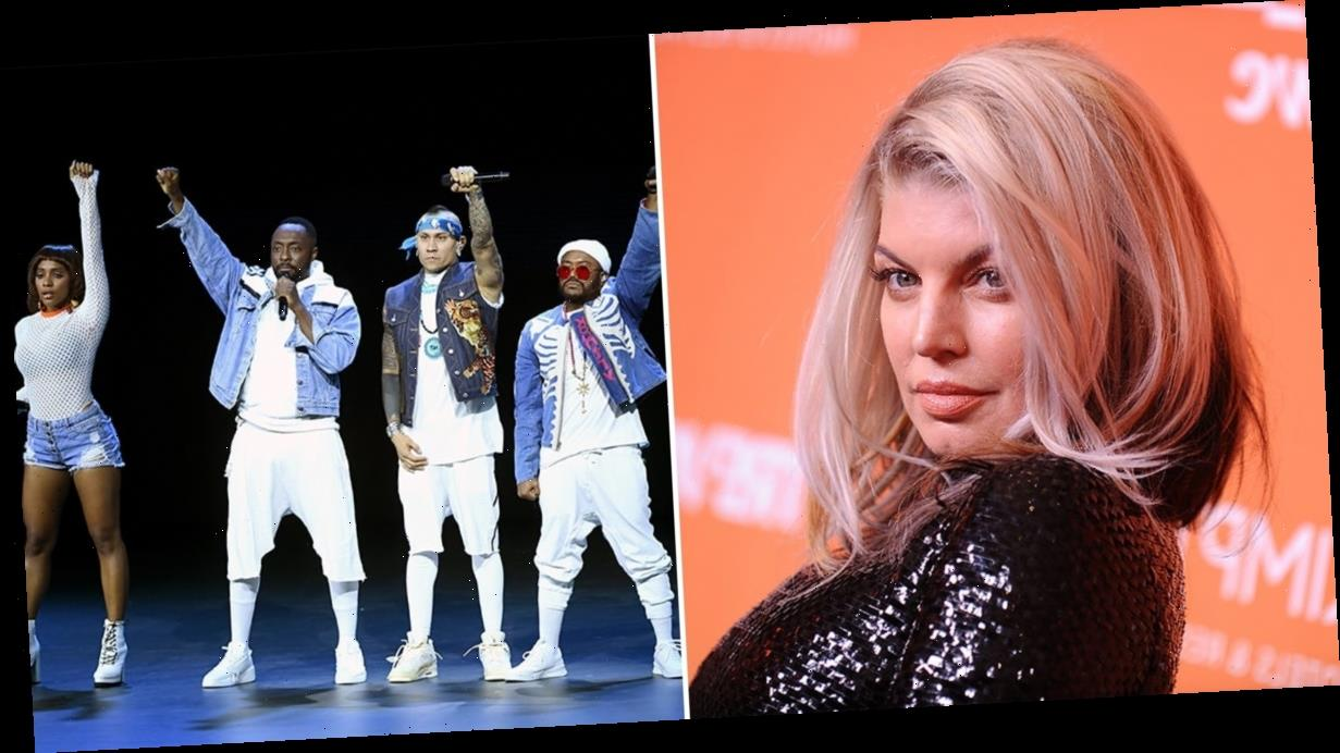 Fans Are Wondering Why Fergie Was Missing From the Black Eyed Peas' VMAs Performance