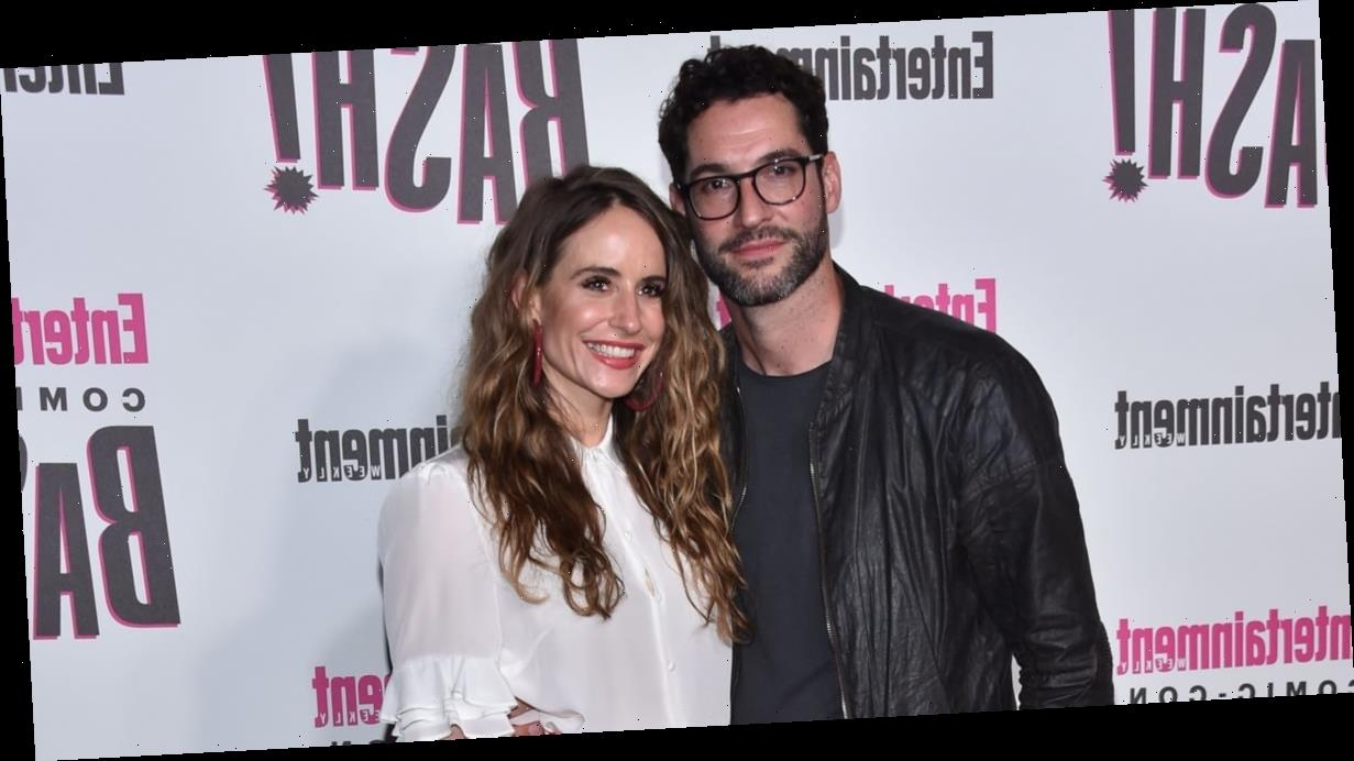 30 Sweet Snaps of Tom Ellis and Meaghan Oppenheimer That *Need* to Be in a Photo Album