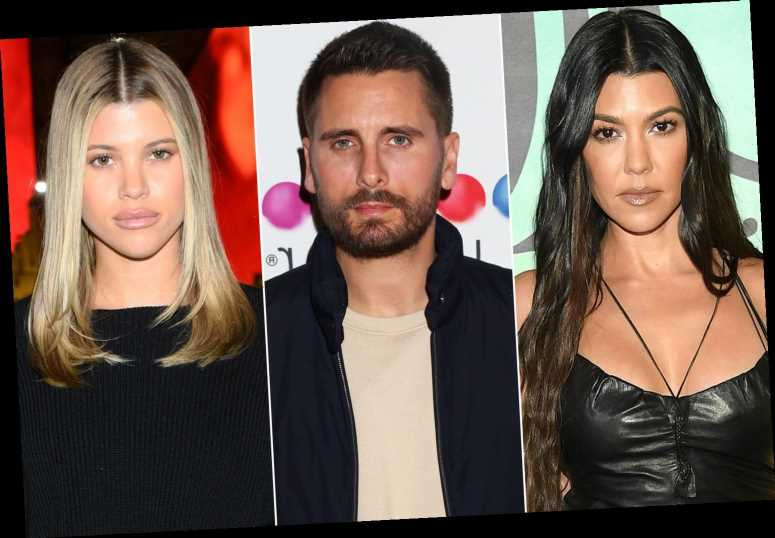 Kourtney Kardashian, Scott Disick dine at same restaurant as Sofia Richie
