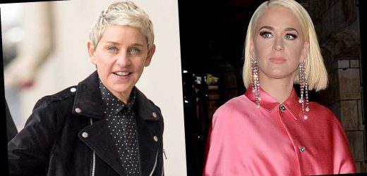 Katy Perry Doubles Down on Support for Ellen DeGeneres