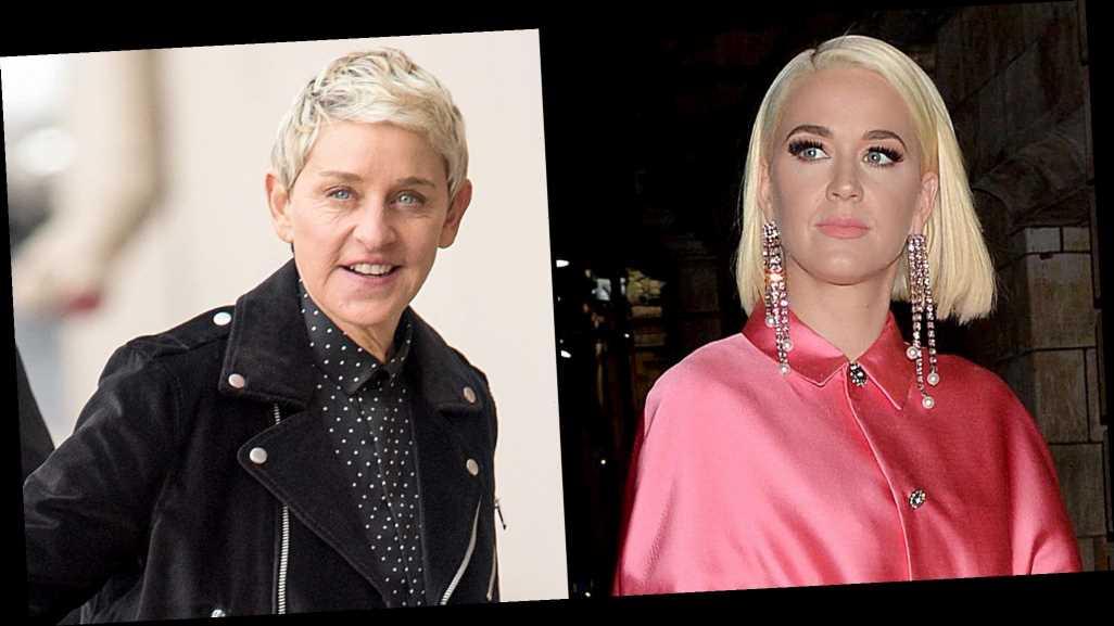 Katy Perry Doubles Down on Support for Ellen DeGeneres