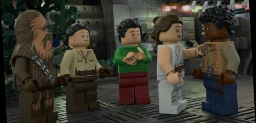 Happy Life Day! 'LEGO Star Wars Holiday Special' Ordered at Disney+