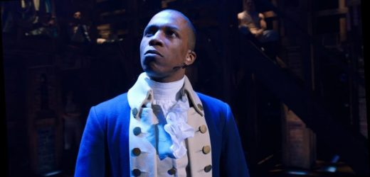 'Hamilton': The Clever Way Leslie Odom Jr. Fought for Equal Pay for the Disney+ Production