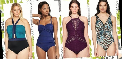 23 Of The Most Stylish One-Piece Swimsuits For Summer (For As Low As $18 On Amazon!)
