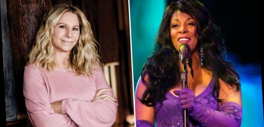 Barbra Streisand-Donna Summer Duet 'Enough Is Enough' Soundtracks Vote Proud Campaign