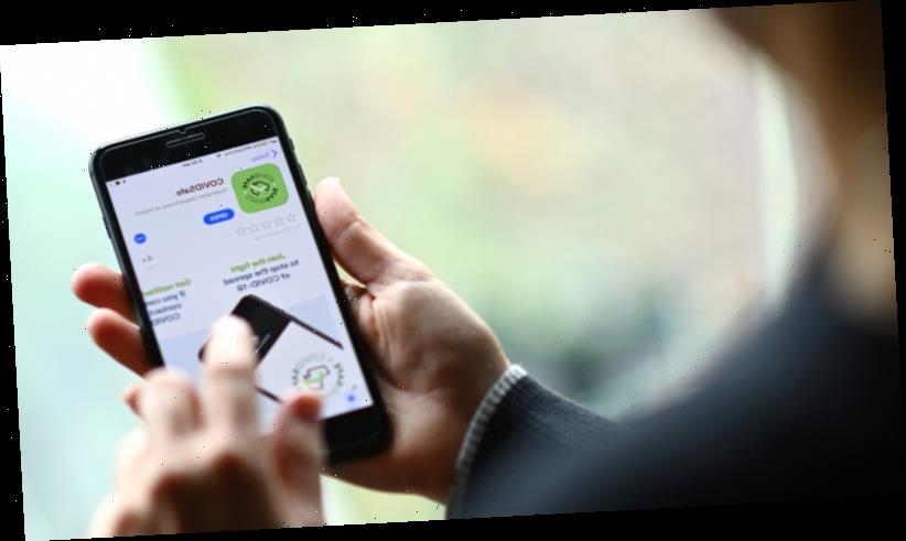 Victorians stopped using COVIDSafe app as second wave grew