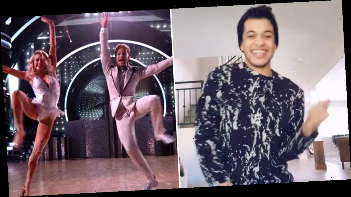 If You Thought Jordan Fisher Was Swoon-Worthy in Work It, Wait Until You See His Dance Videos