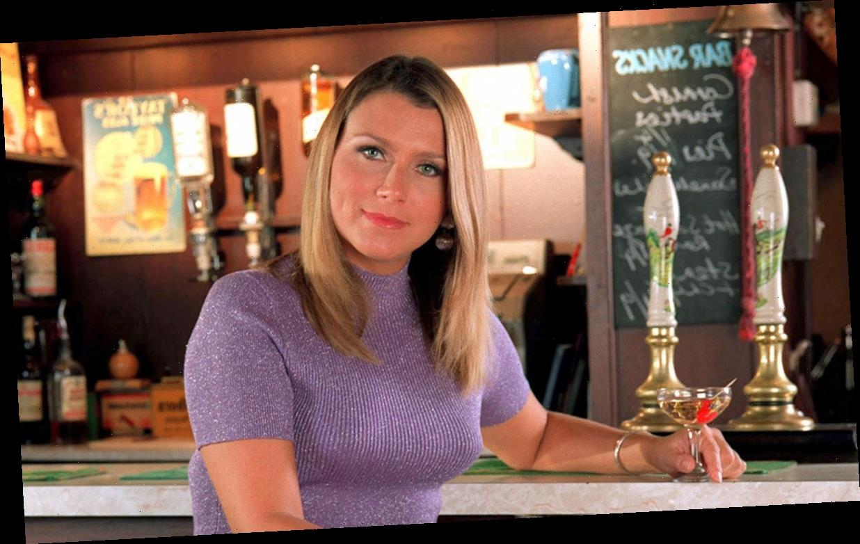 Heartbeat star Tricia Penrose reveals move away from acting as she sets up her own bar