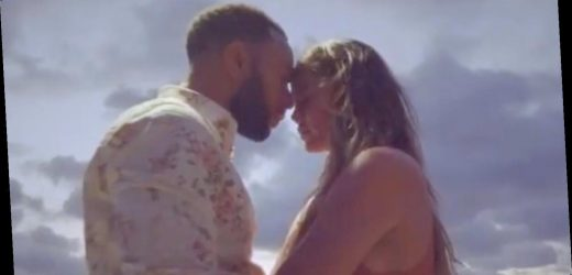 John Legend Debuts Romantic 'Wild' Music Video with Wife Chrissy Teigen