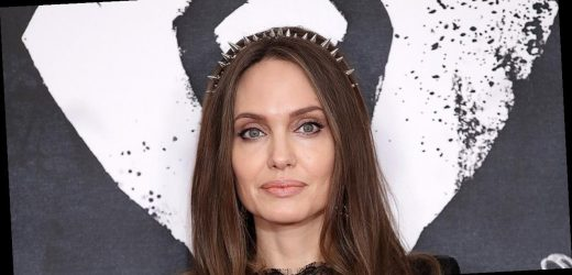 Angelina Jolie Wore the Perfect Fall Outfit With $700 Flats and a $18 Dress Trend