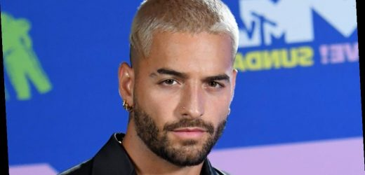 Here's what Maluma wasn't allowed to do during his VMAs performance