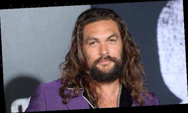 Jason Momoa Rocks Tank Top While Receiving Epic Gift For His 41st Birthday — Watch