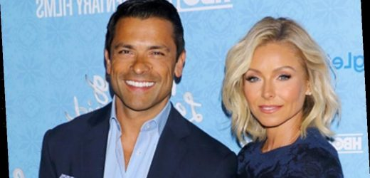 Kelly Ripa & Mark Consuelos Producing 'Mexican Gothic' Drama Series Based On Book In The Works At Hulu