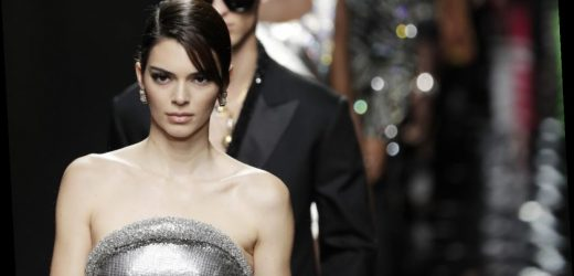Kendall Jenner is a Hypocrite for Promoting Body Positivity, Fans Claim