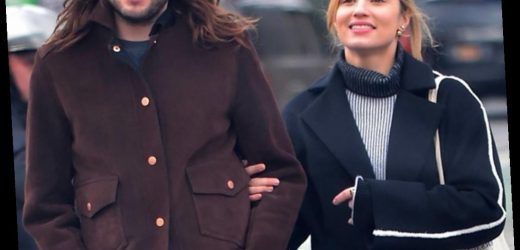 Dianna Agron Spotted Without Her Wedding Ring After Rumored Winston Marshall Breakup