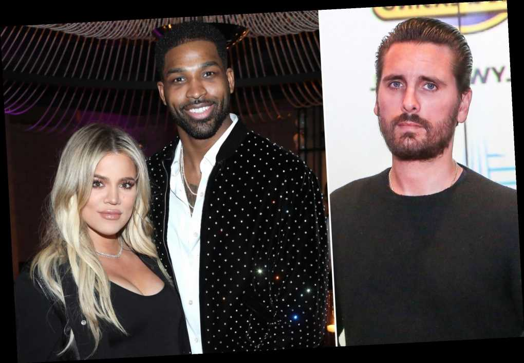 Scott Disick hints that Khloé Kardashian and Tristan Thompson are back together