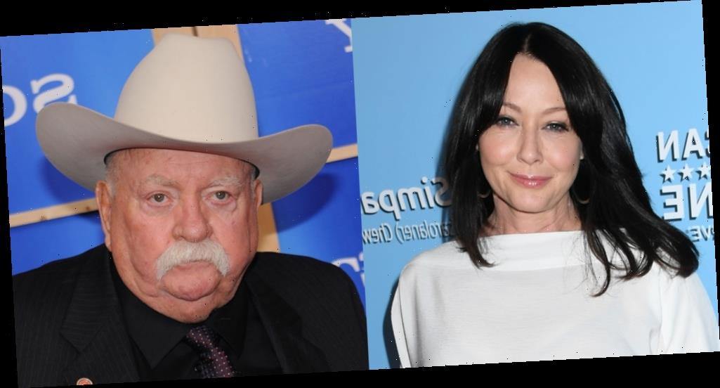 Shannen Doherty Remembers 'Our House' Co-star Wilford Brimley After His Death