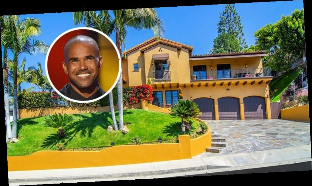 'S.W.A.T.' Star Shemar Moore Sells L.A. Home at a Loss
