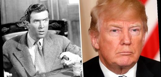 Donald Trump Is No George Bailey, Says Daughter Of Jimmy Stewart