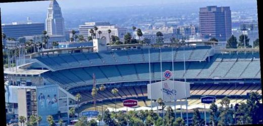 LeBron James and Los Angeles Dodgers team up to make Dodger Stadium a polling site for 2020 election