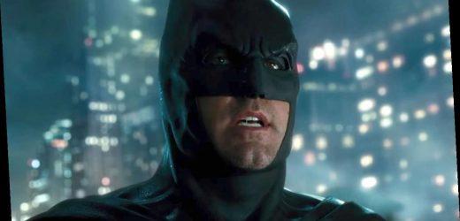 Ben Affleck Returning To Play Batman Again For Next DC Movie
