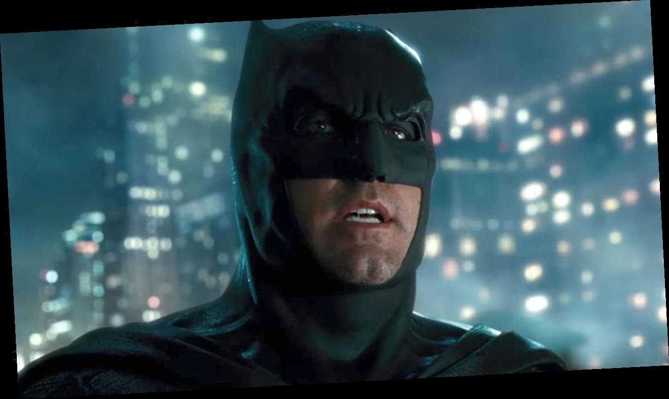 Ben Affleck Returning To Play Batman Again For Next DC Movie