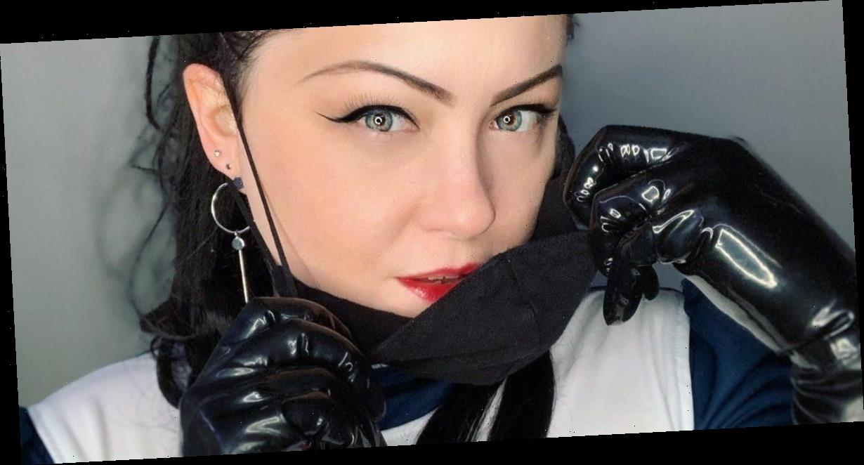 Latex-clad 'CDC inspectors' and zipping clients into body bags — these are some of the requests a dominatrix has had in the pandemic