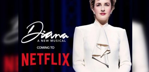 Princess Diana musical to debut on Netflix before Broadway premiere