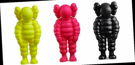 KAWS to Release New 'WHAT PARTY' CHUM Figures