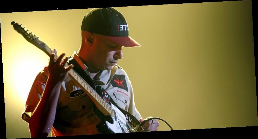 Tom Morello Tells His Life Story In Off-Broadway One-Man Show