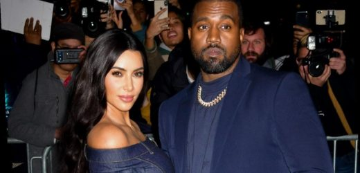 Kanye West and Kim Kardashian Share a Kiss in Sweet New Video