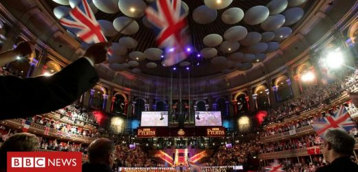 Last Night of the Proms will play Rule, Britannia