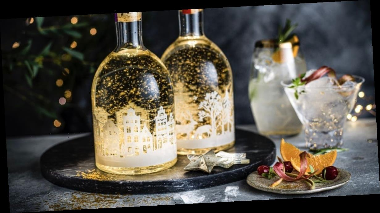 Marks and Spencer launch Christmas range – including light-up gin and gifts