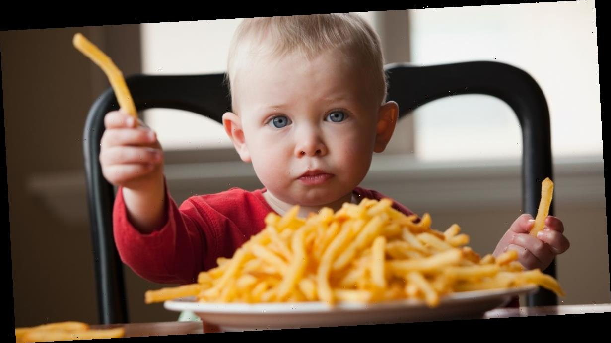 Mum defends feeding baby McDonald's and says trolls 'don't bother' her
