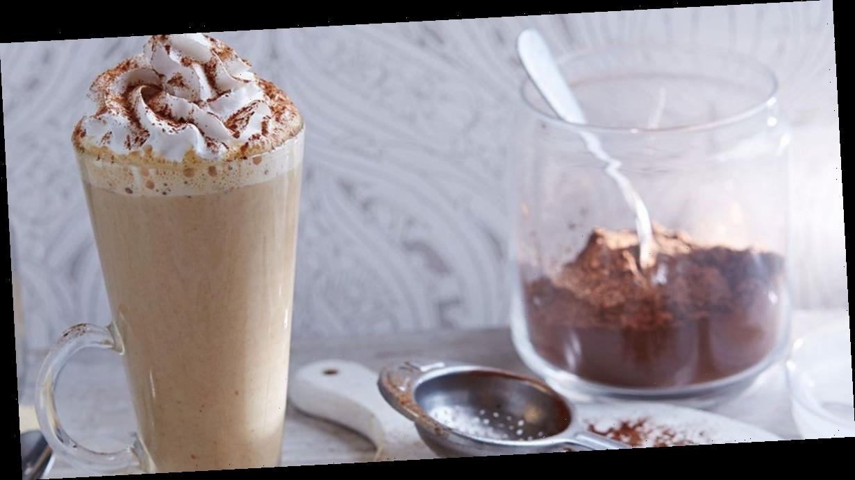 You can make a pumpkin spiced latte at home for 62p using this easy recipe