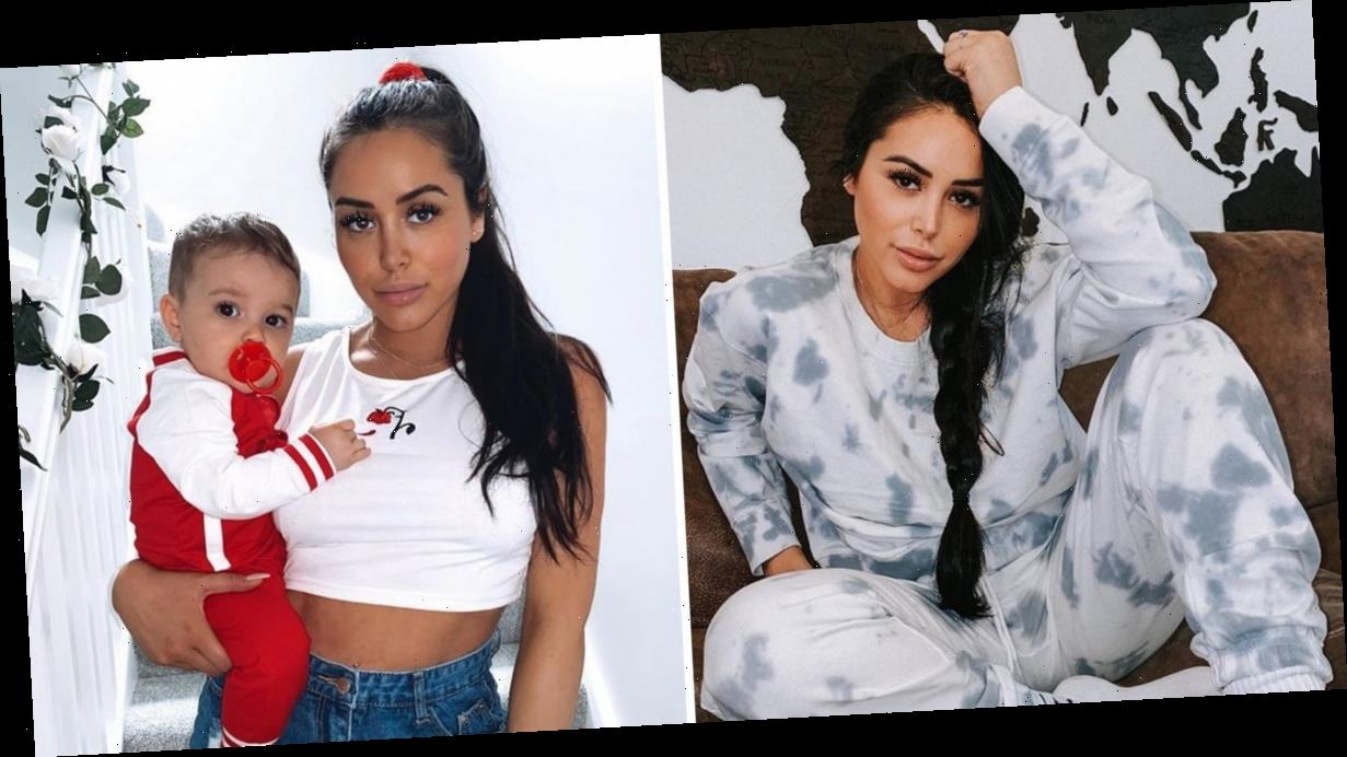Marnie Simpson bravely discusses her agonising health battle: 'I felt like I had glass in my bladder'