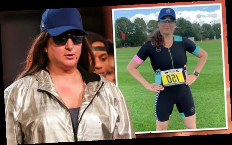 Honey G: X Factor star, 39, barely recognisable as she unveils impressive weight loss