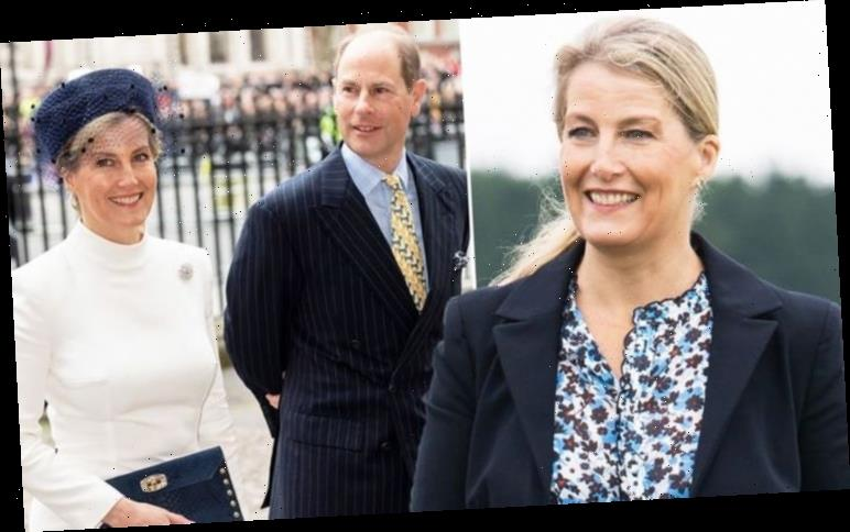 Sophie Countess of Wessex body language shows she 'takes the lead' in marriage with Edward