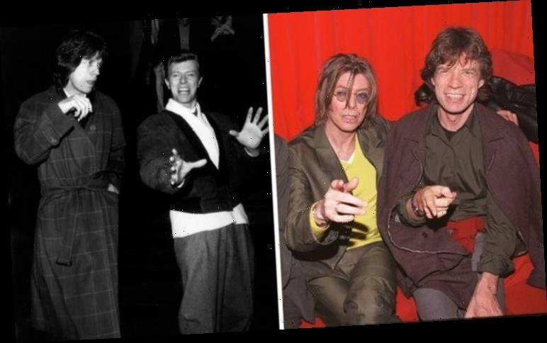 David Bowie and Rolling Stones: Were David Bowie and Mick Jagger friends?