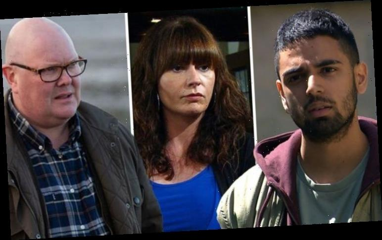 Emmerdale spoilers: Kirin Kotecha 'arrested' as unlikely resident forced to step in