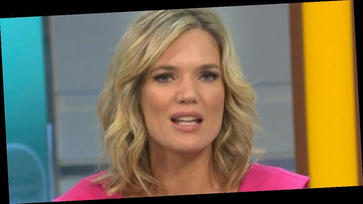 Charlotte Hawkins delights GMB fans as she shares rare photo of her daughter