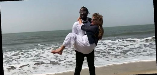 Gambian man, 32, marries 68-year-old tourist after she sent him £54,000