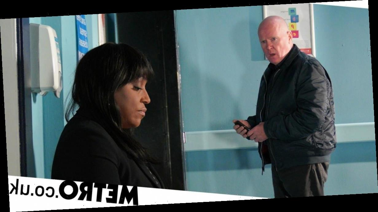 Spoilers: Huge EastEnders showdown as Phil confronts with new villain Ellie