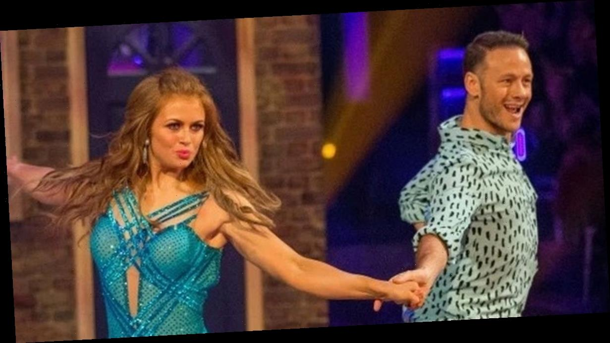 Strictly Maisie Smith is 'trained in ballet and had lessons with Kevin Clifton'