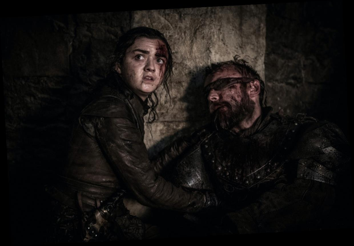 Maisie Williams Said 'Game Of Thrones' Season 8's Best Moment Almost Didn't Go To Arya