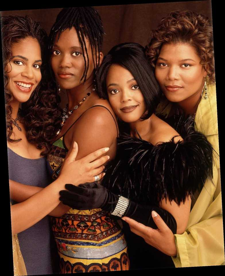 Here's What 'Living Single' Had To Say About Same-Sex Marriage In 1996