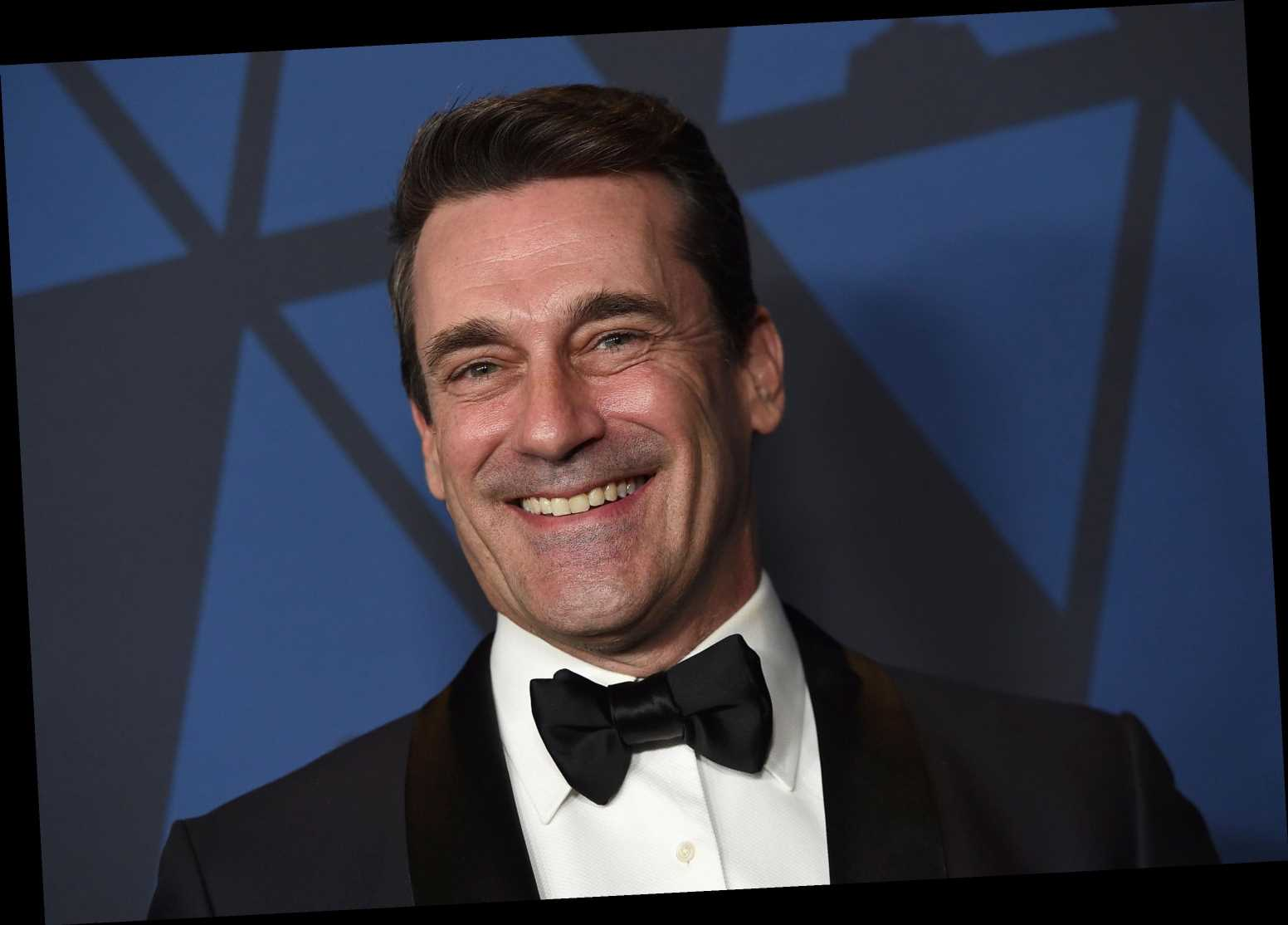 Jon Hamm Adopts Dog That Was Returned To Shelter Twice Due To His 'Puppy Energy'