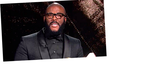 Tyler Perry's Emmys Story About His Grandmother's Quilt Will Melt You